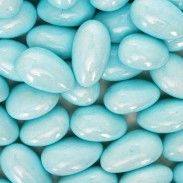 Jordan Almonds Blue 1lb.