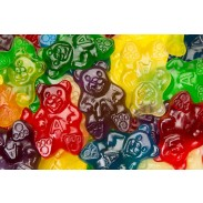 "Gummy Bears Giant 3"" Bulk"