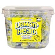 LEMONHEADS 150CT JAR