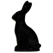 MADELAINE SITTING RABBIT 15oz. DARK CHOCOLATE