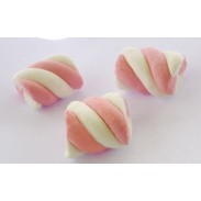 Marshmallow Twists Pink
