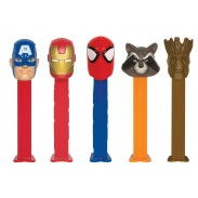 Pez Marvel Assortment 12ct. Blister Card Display
