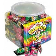 WARHEADS 240ct. TUB