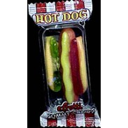 GUMMI HOT DOG MINIS 60ct