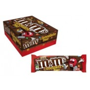 M&M's CHOCOLATE BAR 24ct.