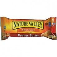 Granola Bars Peanut Butter 28 Count