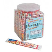 CANDY NECKLACE JAR-36 COUNT
