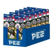 PEZ MAJOR LEAGUE BASEBALL - NY METS 12ct.