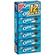 OREO 2oz. SINGLE SERVE 12ct