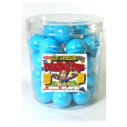 Paintball Pops Jawbreakers Light Blue 36ct.