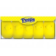 *Marshmallow Peeps 5ct. Yellow