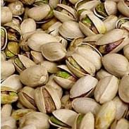 Pistachios Natural No Salt 1 lb. Bag
