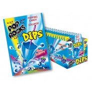 Pop Rocks Dips Blue Raspberry 18ct.