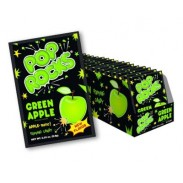 POP ROCKSGREEN APPLE 24ct.