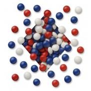 COLORWHEEL MILKIES RED/WHITE/BLUE