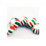 *Starlight Mints Peppermint Red, Gree & White 5lb. Bag