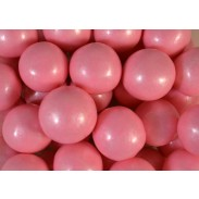 "Gumballs Pink Shimmer 1""  2.2lbs."