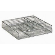 METAL WIRE TRAY 8 inch