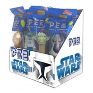 PEZ STAR WARS 12ct.