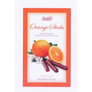 Sweet's Orange Sticks 4.1oz.