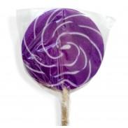 Color Splash Swirly Pops Purple 1.5oz 12ct