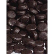 GIMBAL'S SOFT CHEWS CHOCOLATE FUDGE - 5lbs