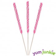 "Twist Lollipops 18"" Pink"