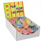 FLIP FLOP LOLLIPOPS 48ct.