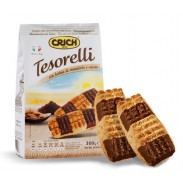 Tesorelli Almond and Chocolate Cookies