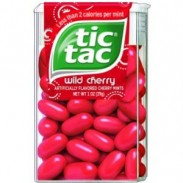 Tic Tac Wild Cherry