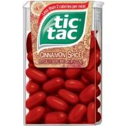 Tic Tac Cinnamon Spice 1oz.