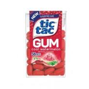 Tic Tac Gum Sugar-free Watermelon 12ct.