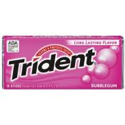 Trident Bubble Gum