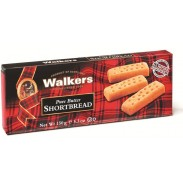 Walkers Shortbread Fingers 5.3oz.-4 Count