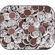Nonpareils Dark Chocolate Mini (not as pictured-the current product is oval shaped pieces)