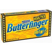 Butterfinger 3.5oz. Movie Theater Box