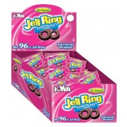 Jelly Rings Raspberry-Changemaker 96ct.