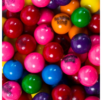 "Gumballs 1"" Assorted Colors"
