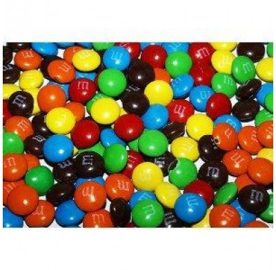 M & M MINI'S<br> MILK CHOCOLATE