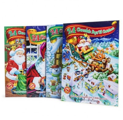 Advent Calendars-24 Count