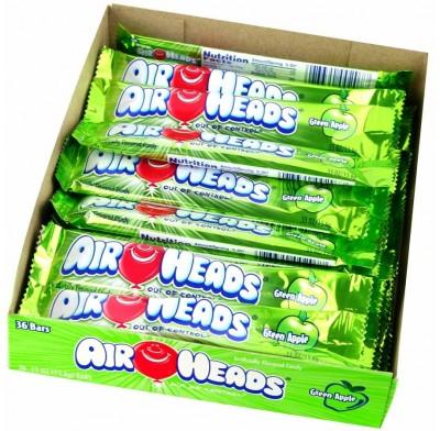 Airheads Green Apple 36ct