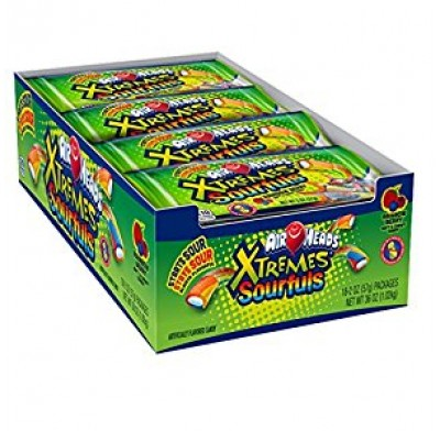 Airheads Extremes Sourfuls 18ct.