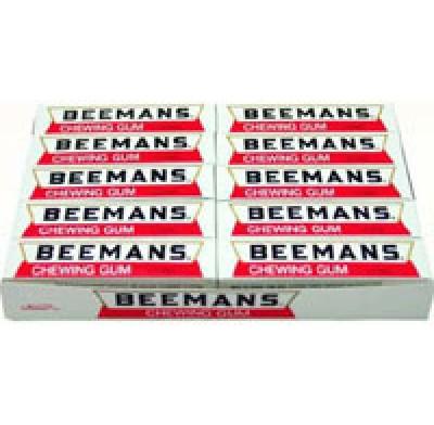 BEEMAN'S GUM 20ct.
