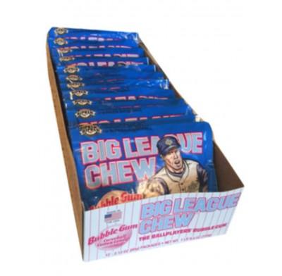 Big League Chew Cotton Candy 12ct.