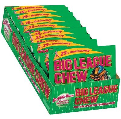 BIG LEAGUE CHEW<br />WATERMELON
