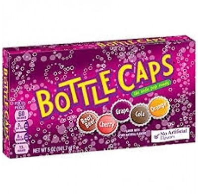 Bottle Caps 5oz. Movie Theater Box