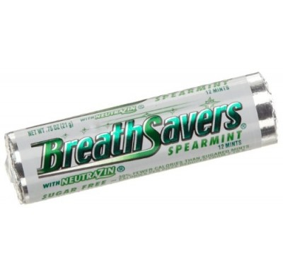 Breathsaver Spearmint