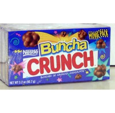 BUNCHA CRUNCH 3.2oz. MOVIE THEATER BOX
