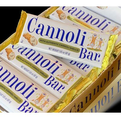 Cannoli Bar 24ct