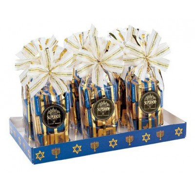 Chanukah Napolitains 7oz. Bag - 12 Count